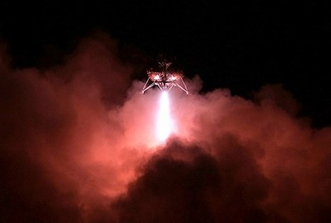 Morpheus Uses Hazard Detection System To Land Safely in Dark - RedOrbit | Youniverse1 | Scoop.it