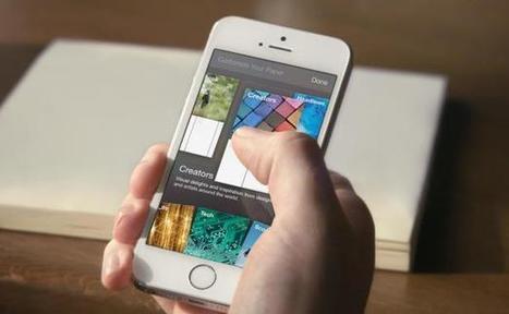Facebook dévoile son application Paper   LaPhoto   Scoop.it