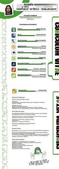 Cool CVs and resumes | Työnhaku - rekrytointi - some | Scoop.it