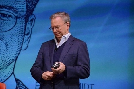 Eric Schmidt: Google now at 1.5 million Android activations per day | Nerd Vittles Daily Dump | Scoop.it