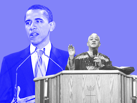 Inside The Five-Day Stretch When Obama Found His Voice On Race | Police Problems and Policy | Scoop.it