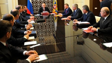 Foes of America in Russia Crave Rupture in Ties | Sustain Our Earth | Scoop.it
