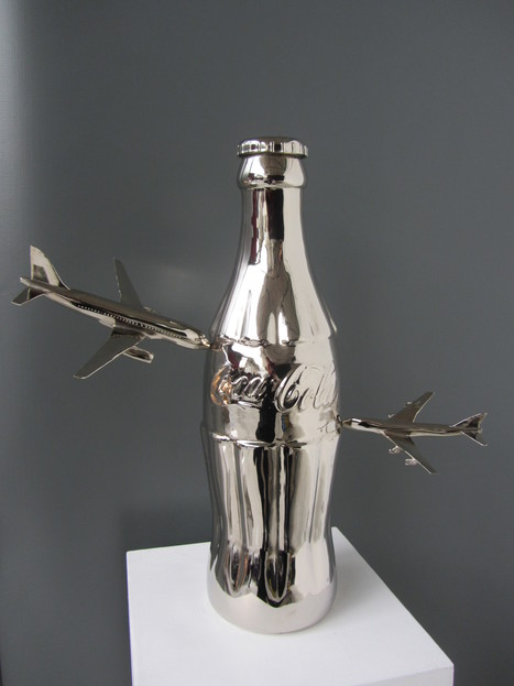 "Arnaud Cohen: ""Silver Kiss"" | Art Installations, Sculpture, Contemporary Art | Scoop.it"