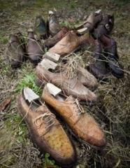 Le Marche creativity: Silvano Lattanzi and the entombed shoes | Le Marche & Fashion | Scoop.it