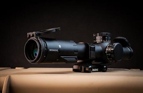 Optic Review: MINOX ZP8 1-8x24mm Tactical Scope - The Firearm Blog   MINOX   Scoop.it