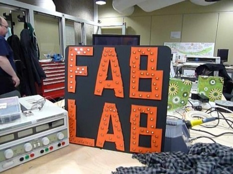 De l'EPN au FabLab | internet et education populaire | Scoop.it