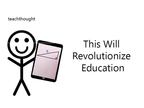 This Will Revolutionize Education - | Boeiend onderwijs? | Scoop.it