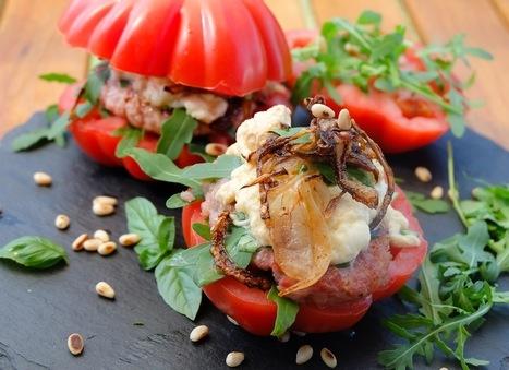 Italienischer Burger | #EatingCulture #EasyCooking #recettes #Rezepte #recipes | Hobby, LifeStyle and much more... (multilingual: EN, FR, DE) | Scoop.it