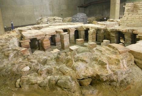 Los secretos históricos ocultos bajo el suelo de Londres | LVDVS CHIRONIS 3.0 | Scoop.it