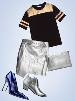 On ose : le dressing métallique ? | mode | Scoop.it