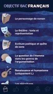 Objectif BAC français : la seule appli entièrement gratuite pour réviser son Bac de Français | E-learning francophone | Scoop.it