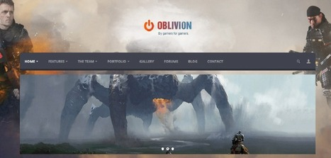 Best Gaming WordPress Themes 2014 | WordPress Theme | Scoop.it