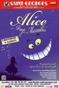 Alice au Pays des Merveilles à PARIS - Théâtre, concerts, danse pour enfants - Familiscope | Alice au pays des merveilles | Scoop.it