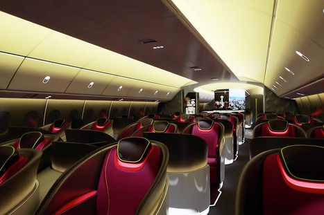 Crystal Cabin Award Shortlist Reveals Top 7 Airline Trends | The Internal Consultant - Airlines & Aviation | Scoop.it
