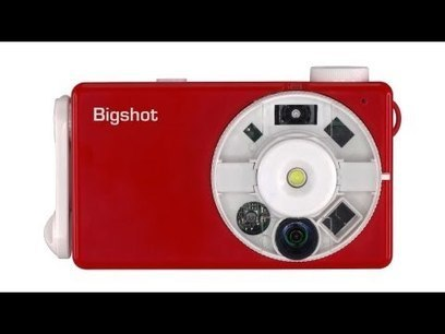 New in the Maker Shed: Bigshot Camera Kit | Makers | Scoop.it