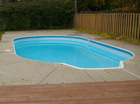 Fiberglass Pool installation: Turn your Backyard into a Paradise | Terohannula | Scoop.it