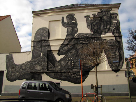 Zio ziegler @ The Crystal Ship Festival - Ostend - Belgium | World of Street & Outdoor Arts | Scoop.it