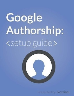 5 Ways Google Authorship Will Boost Your SEO | Search Marketing | social media | Scoop.it