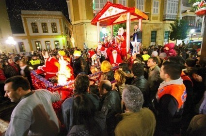 A Local Twist On Christmas Tarifia | The Spain Scoop | Traveling in Spain / Stay in Spain | Blogs About Spain | Spain Festivals | Culture Spain | Family Life In Spain | Scoop.it