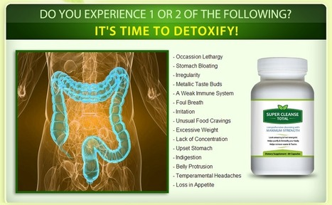 Super Cleanse Total – Order Fast For Free Trial !!!! | Get Slim trim body with Super Cleanse Total | Scoop.it