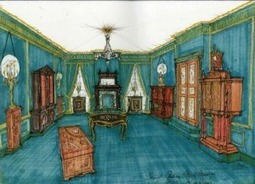 Karl Lagerfeld designs the Biennale des Antiquaires 2012 – September 14th -23rd | Biennale des Antiquaires | Scoop.it