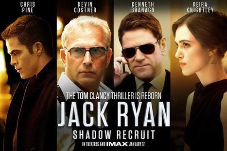 Jack Ryan: Shadow Recruit (2014) Hindi Dubbed 480p Bluray Rip | AAR Online Free Movies | Watch Online Movies | Scoop.it