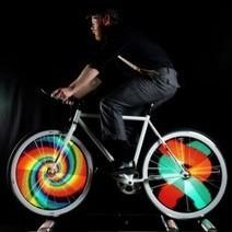 Des Gifs animés sur des roues de vélo   velocosm   Scoop.it