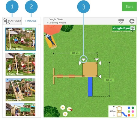 Jungle Gym® Playground Planner | Instruction & Technology | Scoop.it
