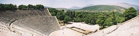 Greek Theatre - Ancient Greece | Classical Geek | Scoop.it