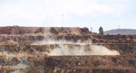 Primera voladura en la mina de Riotinto tras 14 años de inactividad | CTMA | Scoop.it