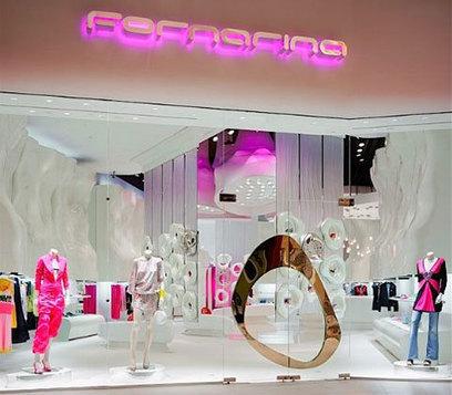 Fornarina Las Vegas by Giorgio Borruso Design | Le Marche & Fashion | Scoop.it