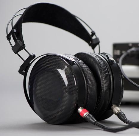 Mr Speakers Ether Flow et Ether C Flow : casques ortho/V-planar de nouvelle génération | ON-TopAudio | Scoop.it