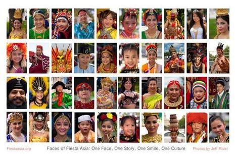 Asian Culture on Display in 'Faces of Fiesta Asia' at Reagan Building Photo Show | The Georgetowner | North America, South America, and Asia | Scoop.it