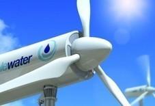 Une éolienne qui produit de l'eau potable avec du vent - HelloBiz | Wind Power : innovation et R&D | Scoop.it