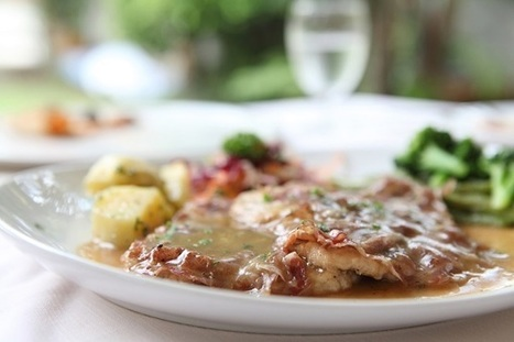 Saltimbocca uit 'Eating Rome' | Ciao tutti, Ontdek Italië | La Cucina Italiana - De Italiaanse Keuken - The Italian Kitchen | Scoop.it