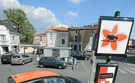 Marguerite a permis de faire fleurir l'autopartage - 20minutes.fr | Mobilité Durable | Scoop.it
