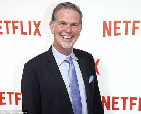 Netflix's CEO says broadcast TV will be dead by 2030   IPTV Revolution   Scoop.it