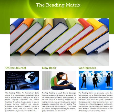 The Reading Matrix Inc. | Teaching L2 Reading | Scoop.it