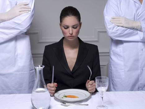 Eating Disorders Awareness Week: Bringing a hidden problem into the light - The Independent | Eating Disorders and Body Image | Scoop.it