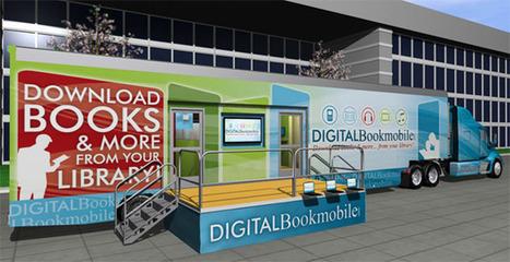 La Digital Bookmobile, encore plus high-tech pour 2012 | E-reading and Libraries | Scoop.it