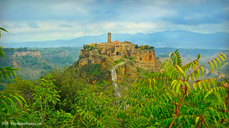 Civita di Bagnoregio: The Dying Town | Italia Mia | Scoop.it