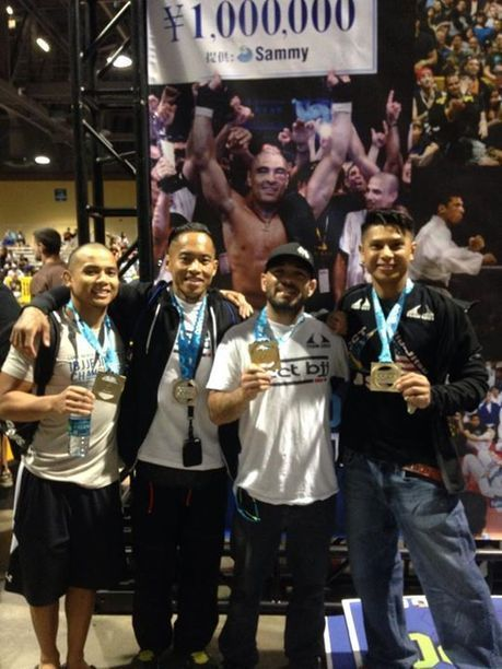 LCCT Concord - Long Beach Open 2014 results | Martial Arts | Scoop.it