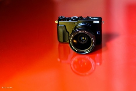 Fuji X70 & WCL-X70 Review - Weston-Super-Mare, Being British | Mirrorless Cameras | Scoop.it