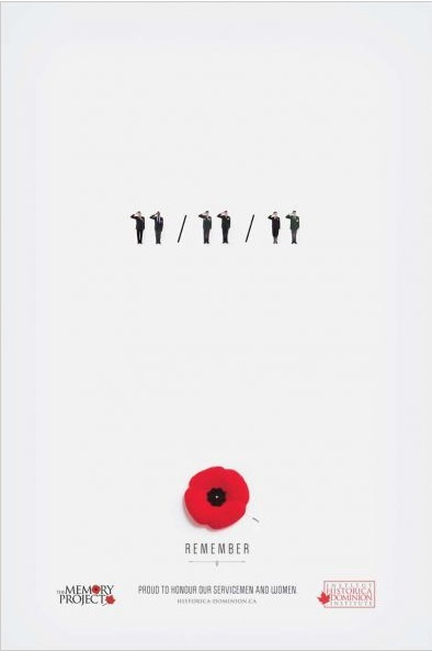 The Historica-Dominio Institute: Remember 11/11/11 | Ads of the World™ | Future Of Advertising | Scoop.it