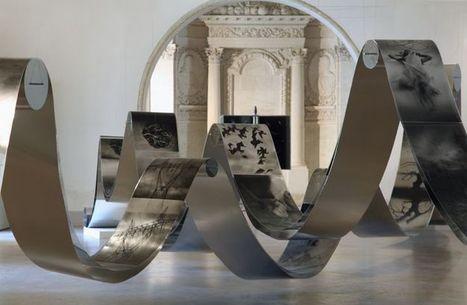 "Gabriela Morawetz: ""Continuum"" | Art Installations, Sculpture, Contemporary Art | Scoop.it"