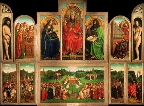 Ik ga op reis en neem mee.. de heilige Christoffel - Geschiedenis - Artikelen    Geschiedenis Beleven   geschiedenis   Scoop.it