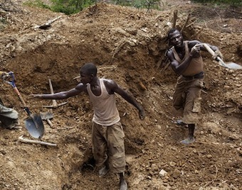 Nigeria: Illegal mining business booms as sector neglect persists | Environmental crimes | Scoop.it