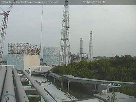 [Photos] Une nouvelle sélection de photos de la Tepcam - Webcam Tepco Select-2 | Facebook | Japon : séisme, tsunami & conséquences | Scoop.it