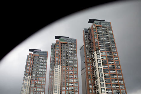 China Home Prices Fall in Most Cities on Weak Demand | real estate economics | Scoop.it