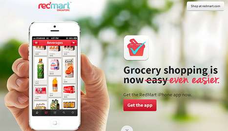 What can online grocery retailers learn from Singapore's Redmart? - Econsultancy (blog) | Insights | Scoop.it